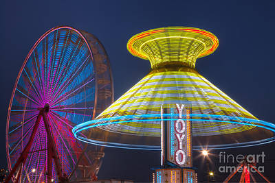 Photograph - State Fair II by Clarence Holmes
