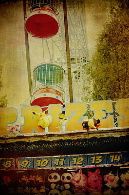 Photograph - State Fair 2 by Jeff Mize