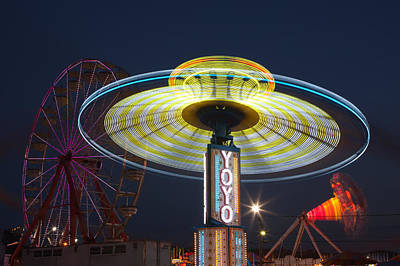 Photograph - State Fair IIi by Clarence Holmes
