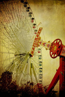 Photograph - State Fair by Jeff Mize
