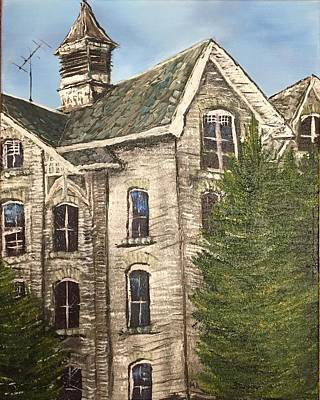 State Hospital Traverse City Mi Original by Marcus Atkins