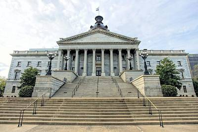 Photograph - State House by Jenny Hudson
