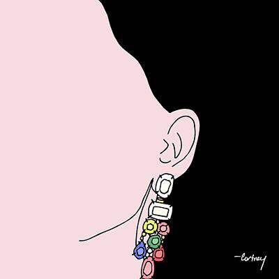Digital Art - Statement by Cortney Herron