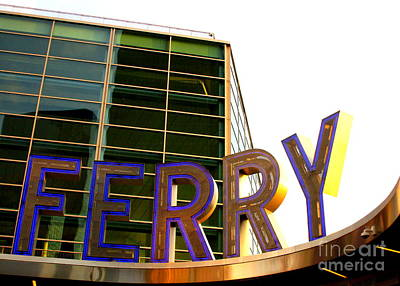 Staten Island Ferry Photograph - Staten Island Ferry 3 by Randall Weidner