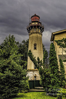 Photograph - Staten Island Range Light by Nick Zelinsky