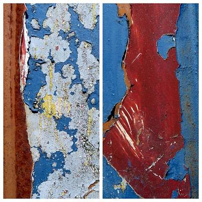 Photograph - States Of Rust by Patricia Strand