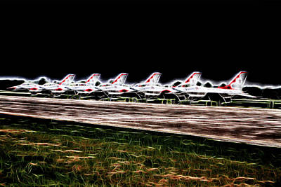 Photograph - Static Display by John Freidenberg