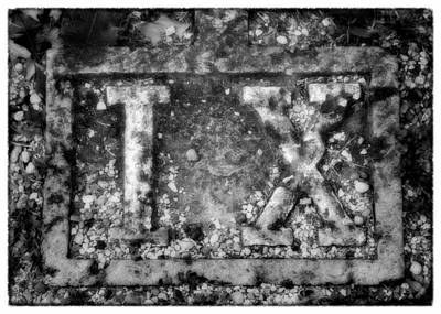 Redeemer Photograph - Station 9 - San Juan Capistrano by Stephen Stookey