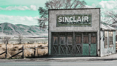 Photograph - Station by Steven Milner
