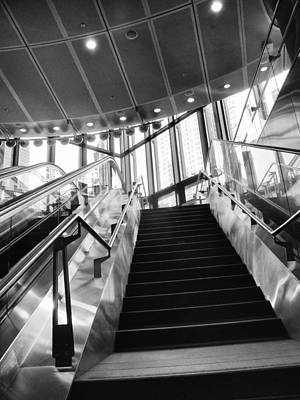 Photograph - Stations Steps by Jessica Jenney