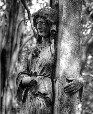 Photograph - Statue Beauty by Ronda Ryan