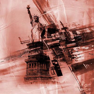 Statue Of Liberty 02 Original