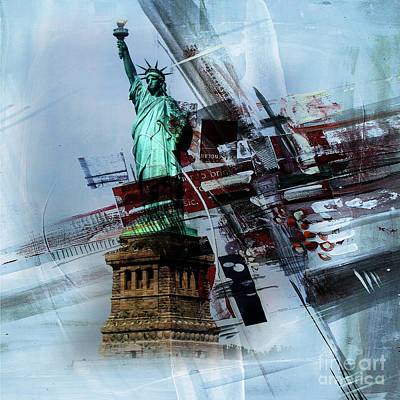 Statue Of Liberty 03 Original