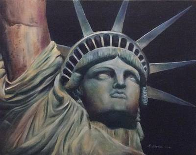 Statue Of Liberty Original