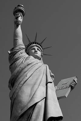 Photograph - Statue Of Liberty by Ivete Basso Photography