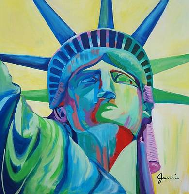 Statue Of Liberty Original