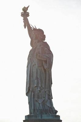 Photograph - Statue Of Liberty by Marianna Mills