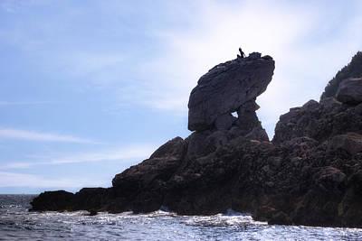 Napoli Photograph - Statue Of Scugnizzo Capri by Joana Kruse
