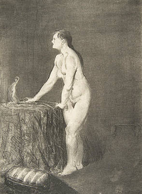 Relief - Statuette by George Bellows