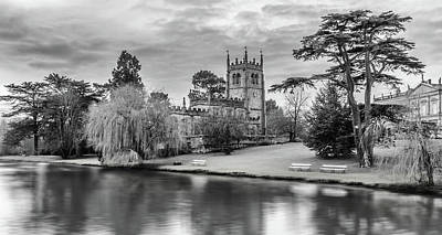 Photograph - Staunton Harold Church by Nick Bywater