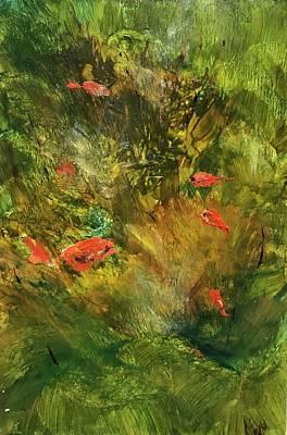 Painting - Stay In School by Kathleen Harrington