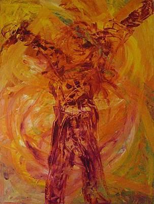 Vox Painting - St.bono by Gunter  Tanzerel
