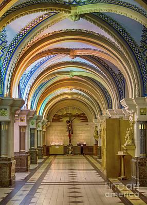 Photograph - Ste. Anne Basilica by Bianca Nadeau