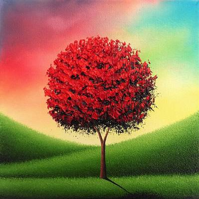 Steady The Day Art Print by Rachel Bingaman