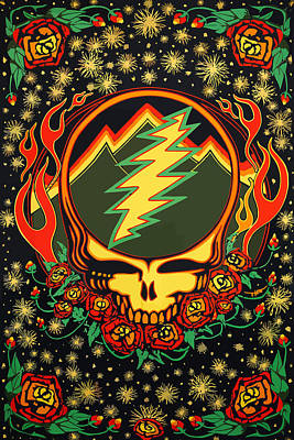 Steal Your Face Special Edition Art Print
