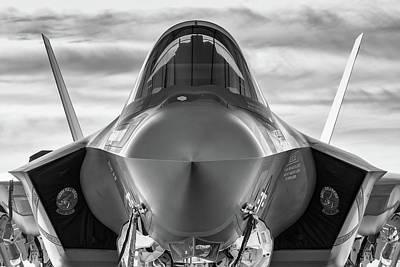 Photograph - Stealth Lightning II by Chris Buff