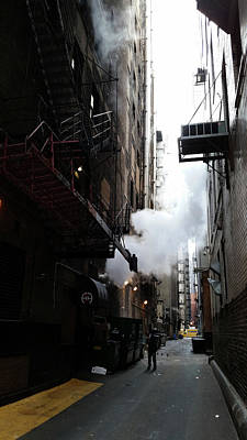 Photograph - Steam 2 by Zac AlleyWalker Lowing