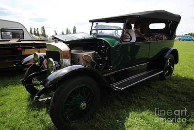 Photograph - Steam Car by John Bailey Photos