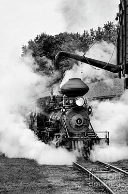 Photograph - Steam Engine #6 by Tamara Becker