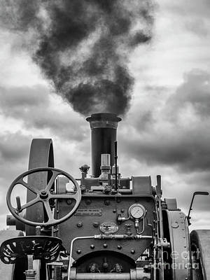 Photograph - Steam Engine by Jim Orr
