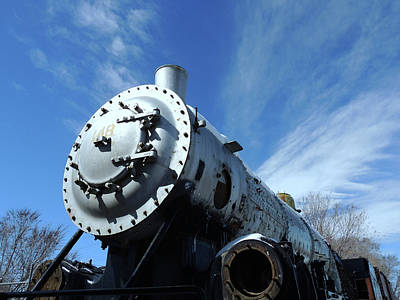 Photograph - Steam Locomotive #048 by Jeannie Bushman