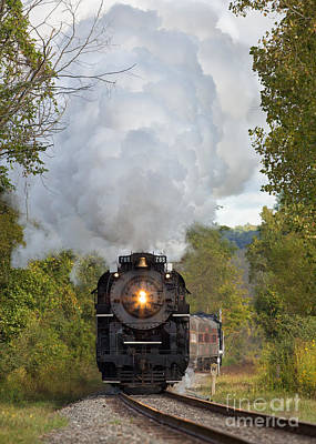Photograph - Nickel Plate #765 by Joshua Clark