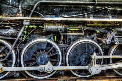 Photograph - Steam Power by Dale R Carlson