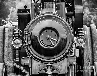 Photograph - Steam Power by Jim Orr