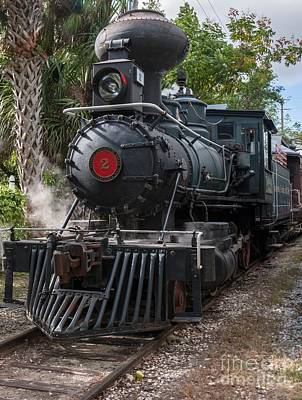 Photograph - Steam Train by Dale Powell