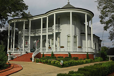 Photograph - Steamboat House  by Ronald Olivier