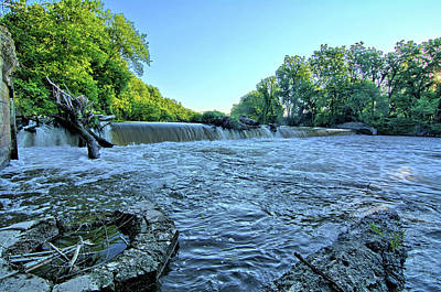 Photograph - Steamboat Rock Summer by Bonfire Photography