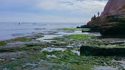 Photograph - Steamer Lane Santa Cruz by Mark Barclay