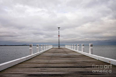 Photograph - Steampacket Quay by Linda Lees
