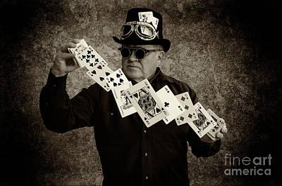 Photograph - Steampunk Bob 14 by Bob Christopher