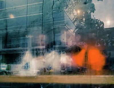Photograph - Steamy Windows by City Street Photos