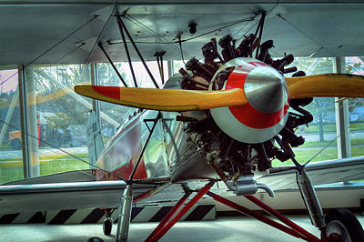 Photograph - Stearman C-3b by David Patterson