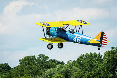 Photograph - Stearman by Joann Long