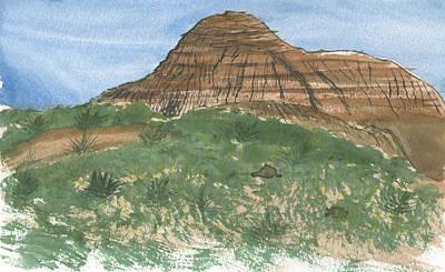Jolly Old Saint Nick - Steel Hill by Victor Vosen