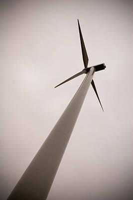 Photograph - Steel Wind by Brendon Bradley