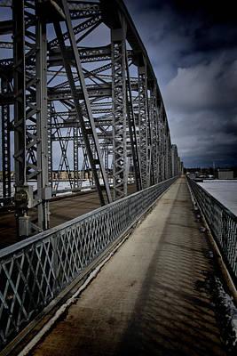 Photograph - Steelbridge by CA  Johnson